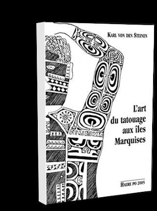 editions haere pō karl den steinen l du tatouage aux 238 les marquises